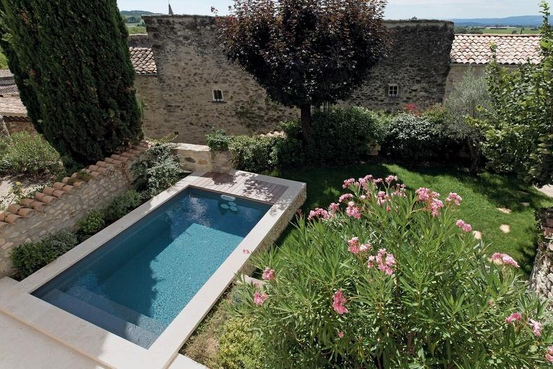 Mini piscine Desjoyau rectangulaire
