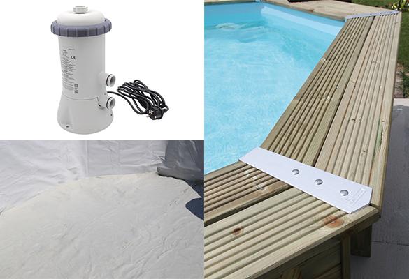 équipements piscine Ubbink