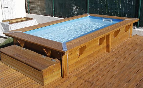 piscine ubbink azura 3.5m par 2m